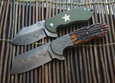 Burchtree Bladework  I'll take one of each  HAHAHA