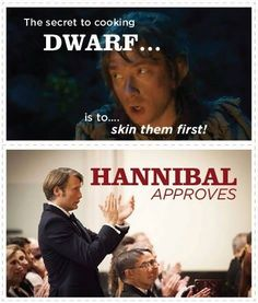 Hannibal approves