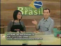 ARTE BRASIL - THAIS KATO E ANDRÉIA GÓES (16/01/2012)