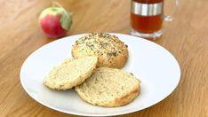 Baka glutenfritt | Glutenfria godsaker Savoury Baking, English Food, Gluten Free Baking, Almond Flour, Bagel, Pancakes, Brunch, Dessert, Snacks