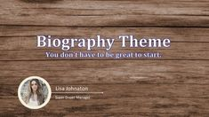 Great PowerPoint template for ancestry or autobiography presentation. Powerpoint Template Free, Creative Powerpoint Templates, Ancestry, Biography, Presentation, Photoshop, Bread, Nice, Stuff Stuff