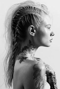 Looks like a Viking goddess