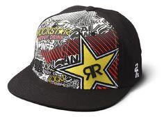 rockstar hat