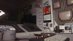 Alien: Isolation Promotional Image - interior | Scified.com