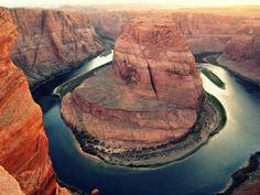 Horseshoe Bend. Page, AZ ~ The Happy Nomads