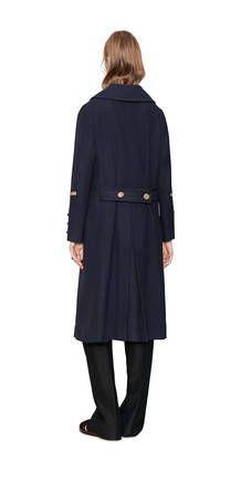 Gucci Look 2 Luxury Fashion, Mens Fashion, Fall Winter 2015, Raincoat, Runway, High Neck Dress, Jackets, Shopping, Moda Masculina