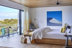 Explore South Africa's coast at the Morukuru Beach Lodge. The oceanfront resort is located within the De Hoop Nature Reserve on the country's Western Cape. Nature Reserve, South Africa, Woods, Cape, Explore, Country, Beach, House, Furniture