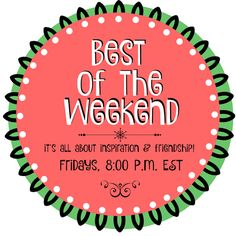 Cool Best of the Weekend