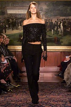 Ralph Lauren Fall 2002 Ready-to-Wear - Collection - Gallery - Style.com