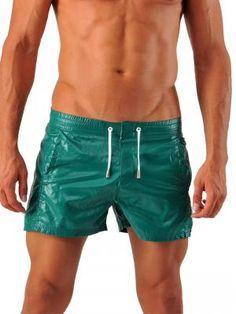 836b061889 Geronimo Maverick Green, Swimwear - Swim Shorts, Fashion clothing online  store