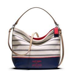 Saint James for Coach mini bucket bag