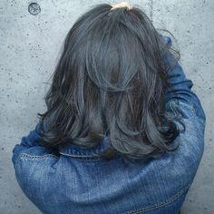 2016年トレンドカラー♡透明感のある「ブルージュ」にイメチェン | 4MEEE