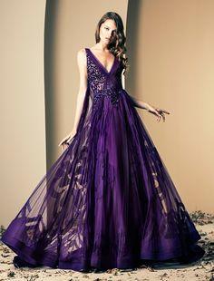 Ziad Nakad Haute Couture Fall 2014 - PickyView