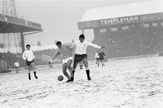 MANCHESTER CITY- TOTTEHNAM League match at MAINE ROAD DECEMBER 1967