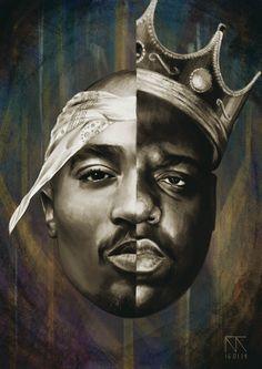 Big & Tupac
