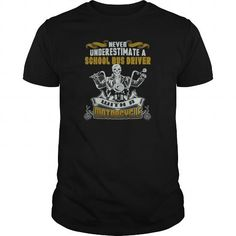 Best SCHOOL BUS DRIVER By Day Ninja by night-front Shirt