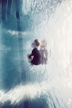 Whimsical Photos Of Kids Underwater Capture The True Wonder Of Childhood