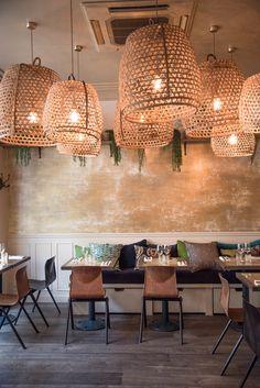 When in Paris Dine at Scaria Cantine & Restaurant
