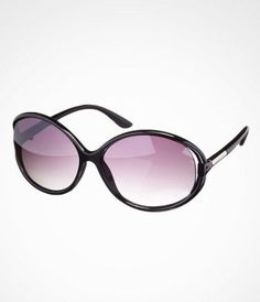 CUT-OUT ROUND SUNGLASSES  Style: 0270079  $29.90$20.93 #ExpressJeans
