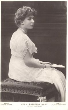 Princessin Mary von England, später Lady Lascelles | Flickr - Photo Sharing!
