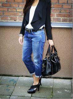 Do you like boyfriend jeans??