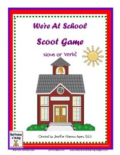If you have never played Scoot, you are in for a treat! This is a favorite of my class and we play it all the time. A fact-paced, whole group game,...