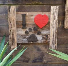 Do you love your fur babies? This gorgeous 45cm x 40cm recycled timber frame is completely hand made (including that cute puppy dog paw) says it all doesn't it? $60 See our website www.newagerusticdesigns.com.au to order or personal message me or  email newagerustic@gmail.com or  sms 0418-315-890