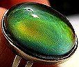 Oh yes I did have a mood ring :)  gotta have a mood ring or you didn't know what mood you were in...lol!