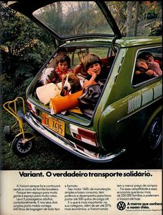 Anúncio Variant - 1977