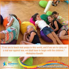 Mahatma Gandhi, Quotes For Kids, In This World, Carry On, Wrestling, Peace, War, Teaching, Children