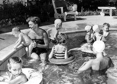 Swimming Pools, Movie Stars: Esther Williams: The Swimming Sensation