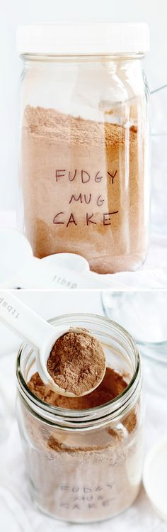How to be 2 minutes away from a Delicious Chocolate Brownie Mug Cake!