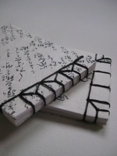 japanese stab binding book