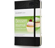 Dessert Journal