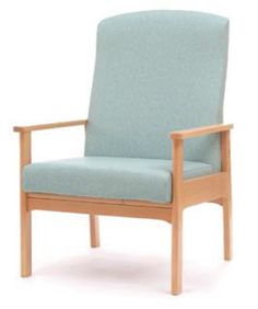 Our Bariatric patient chairs offer a range of features to make them the ideal choice for a medical environment. The Bariatric chair is suitable for patients up to 250kg and is available as an arm or side chair. The price listed is for the Juno, Libra, Linetta or Paint Pot fabrics. Extras Available: Height Adjustment System, Housekeeping Wheels & a Medium Risk PR Cushion. Height: 114cm, Width: 77.5cm, Depth: 77cm, Seat Height: 46cm.