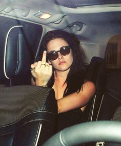 kristen stewart, fuck, and fuck you image