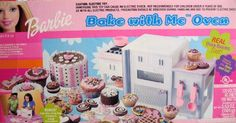 Barbie Bake with Me Oven