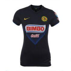 Vístete y luce con los colores de visitante del Club América.
