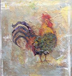 Mixed media by Artist Ann Lamb