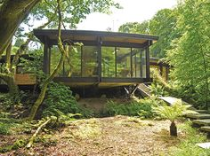 Hands on, Japanese inspired self build. In the running for a 2013 Build It Award www.self-build.co.uk/best-home