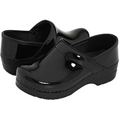 Dansko Professional black patent leather clogs. In transit to me to replace my 6+ year old pair. $125