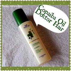 Espaço Sempre Bella: #Resenha - Finalizador Copaíba Oil - Doctor Hair P...