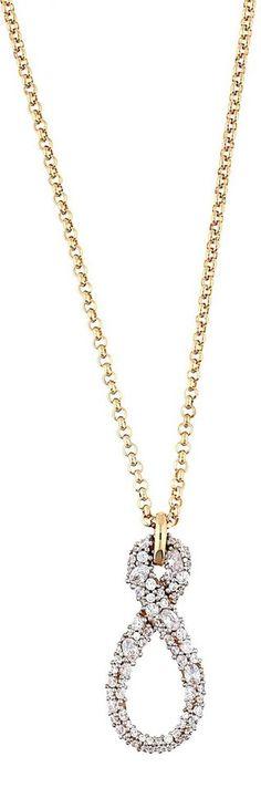 ESPRIT Charm-Kette für 129,94€. Feminine Ankerkette von Esprit für Damen, Aus 925 Sterlingsilber mit roséfarbener Legierung bei OTTO