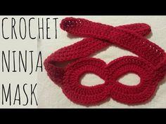 Ninja Turtle Beanie | Crochet Pattern | Character Creation Tutorial - YouTube