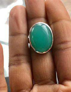 Ovaler Mondstein Edelstein vergoldet Sterling Silber Anweisung Ring US Gr/ö/ße 7 Diameter 17.3
