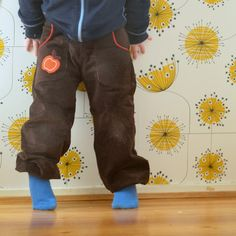 Handmade Vibeke Bukse i babykord Kids Outfits, Children, Pants, Handmade, Clothes, Fashion, Trouser Pants, Outfit, Boys