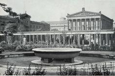 Berlin Nationalgalerie, Lustgarten