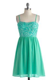 Darling Daydream Dress, @ModCloth