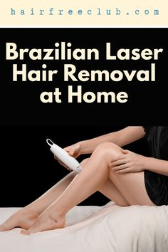 Brazilian laser hair removal is becoming a very popular option. Laser hair removal is a safe, highly effective and relatively painless way to remove unwanted body hair on a long term or even permanent basis. We looked at the specifications, design, quality, safety, price, and lifespan of some home laser hair removal device. Check out our complete review here! #homelaser #hairremoval #hairremovaltips #laserhairremoval #ipl At Home Hair Removal, Hair Removal For Men, Laser Hair Removal, Hair Removal Devices, Ingrown Hair, Health And Safety, Body Scrub, How To Remove, Popular