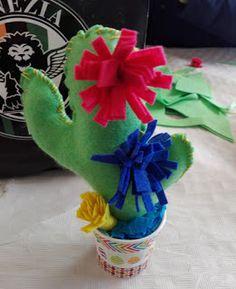Como confeccionar un cactus de tela, costura para todos desde cero